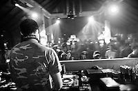 House of Beni / Love In Tents, Hu'u Bar, Seminyak, Bali, Indonesia, 08/02/2013.