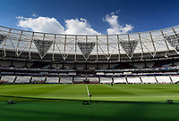 Football - 2018 / 2019 Premier League - West Ham United vs. Wolverhampton Wanderers<br /> <br /> A general view at The London Stadium.<br /> <br /> COLORSPORT/ASHLEY WESTERN