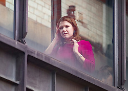 © Licensed to London News Pictures. 30/09/2019. London, UK. Liberal Democrat Leader Jo Swinson walks to Portcullis House in Parliament after attending a meeting of opposition leaders which was held to discuss a plan to force the Prime Minister to go to Brussels to seek another Brexit delay as early as this weekend. Photo credit: Peter Macdiarmid/LNP