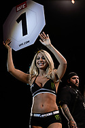"GLASGOW, UNITED KINGDOM, JULY 16, 2017: Carly Baker during ""UFC Fight Night Glasgow: Nelson vs. Ponzinibbio"" inside the SSE Hydro Arena in Glasgow, Scotland on Sunday, July 16, 2017."