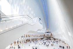 Santiago Calatrava • World Trade Center Oculus, New York