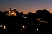 Tiradentes_MG, Brasil...Igreja Matriz de Santo Antonio em Tiradentes, Minas Gerais...The Santo Antonio mother church in Tiradentes, Minas Gerais. ..Foto: LEO DRUMOND / NITRO