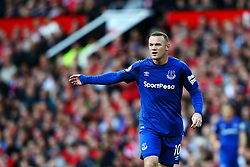 Wayne Rooney of Everton - Mandatory by-line: Matt McNulty/JMP - 17/09/2017 - FOOTBALL - Old Trafford - Manchester, England - Manchester United v Everton - Premier League