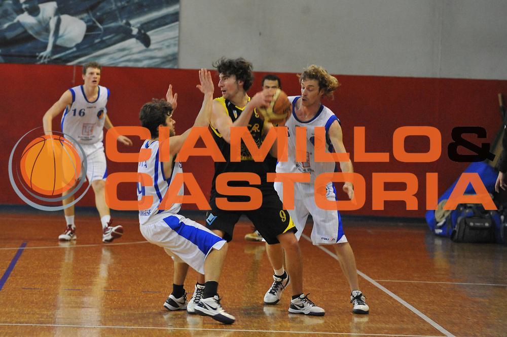 DESCRIZIONE : Foligno LNP Lega Nazionale Pallacanestro Serie A Dilettanti Coppa Italia 2009-10 Sangiorgese Bk S.Giorgio Scuola Basket Cavriago<br /> GIOCATORE :&nbsp;Marco Gandini<br /> SQUADRA : Sangiorgese Bk S.Giorgio Scuola Basket Cavriago<br /> EVENTO : Lega Nazionale Pallacanestro 2009-2010&nbsp;<br /> GARA : Sangiorgese Bk S.Giorgio Scuola Basket Cavriago<br /> DATA : 01/04/2010<br /> CATEGORIA : Palleggio<br /> SPORT : Pallacanestro&nbsp;<br /> AUTORE : Agenzia Ciamillo-Castoria/M.Gregolin<br /> Galleria : Lega Nazionale Pallacanestro 2009-2010&nbsp;<br /> Fotonotizia : Foligno LNP Lega Nazionale Pallacanestro Serie A Dilettanti Coppa Italia 2009-10 Sangiorgese Bk S.Giorgio Scuola Basket Cavriago<br /> Predefinita :