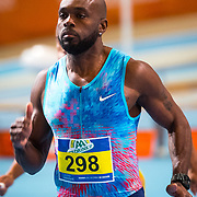 NLD/Apeldoorn/20180217 - NK Indoor Athletiek 2018, 60 meter heren, Churandy Martina