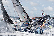 Arrival Ian LIPINSKI (Griffon) 1st to Category Prototype 22 days 23 hours 52 mn and 46 s during the 2017 Mini Transat La Boulangere on November 14, 2017 in Marin, Martinique, France - Photo Olivier Blanchet / ProSportsImages / DPPI