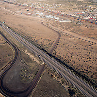 050113       Cable Hoover<br /> <br /> Revision plans for the Allison Road crossing in Gallup include a new exit from Interstate Highway 40 and better access to west.