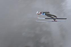 22.02.2019, Bergiselschanze, Innsbruck, AUT, FIS Weltmeisterschaften Ski Nordisch, Seefeld 2019, Nordische Kombination, Skisprung, im Bild Lukas Klapfer (AUT) // Lukas Klapfer of Austria during the Ski Jumping competition for Nordic Combined of FIS Nordic Ski World Championships 2019. Bergiselschanze in Innsbruck, Austria on 2019/02/22. EXPA Pictures © 2019, PhotoCredit: EXPA/ Dominik Angerer