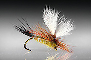 SHOT 4/29/08 2:20:21 PM - 2008 Umpqua Feather Merchants flies..(Photo by Marc Piscotty / © 2008)