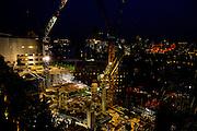 Singapore - A construction site