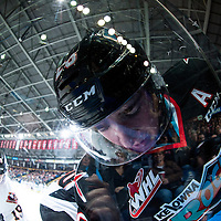 102415 Calgary Hitmen at Kelowna Rockets