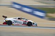 May 2-4, 2014: Laguna Seca Raceway. #15 Scott Monroe, Rick Ware Racing, Lamborghini Toronto