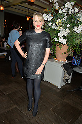 SOPHIE MICHELL at The Ivy Kensington Brasserie International Women's Day & Terrace Launch Party held at The Ivy Kensington Brasserie, 96 Kensington High Street, London on 8th March 2016.