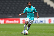 Forest Green Rovers Reece Brown(10) during the EFL Sky Bet League 2 match between Milton Keynes Dons and Forest Green Rovers at stadium:mk, Milton Keynes, England on 15 September 2018.