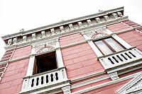 Palácio Cruz e Sousa, antigo Palácio Rosado, sede do Museu Histórico de Santa Catarina. Florianópolis, Santa Catarina, Brazil. / Santa Catarina Historic Museum. Florianopolis, Santa Catarina, Brazil.