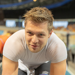 25-11-2018: Wielrennen: NK Baan: Apeldoorn<br />Nils van t Hoenderdal baansprinter