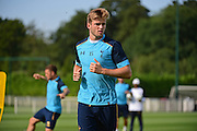 Eric Dier during a Tottenham Training Session at Tottenham Training Centre, Enfield, United Kingdom on 13 September 2016. Photo by Jon Bromley.