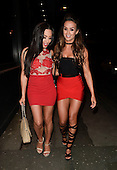 EXCLUSIVE -Ex on the beach stars Laura Alisha Summers with Ali drew looking hot