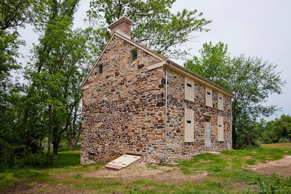 Elkton Landing House Exterior images of the historic site in Elkton, MD restoration by Trionfo Builders
