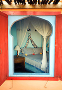 Interiors and rooms at Jakes Hotel - Treasure Beach Jamaica