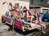 Pussyfooters Carwash 2006