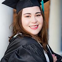 Lexie Wheeler Graduation, Coastal Carolina
