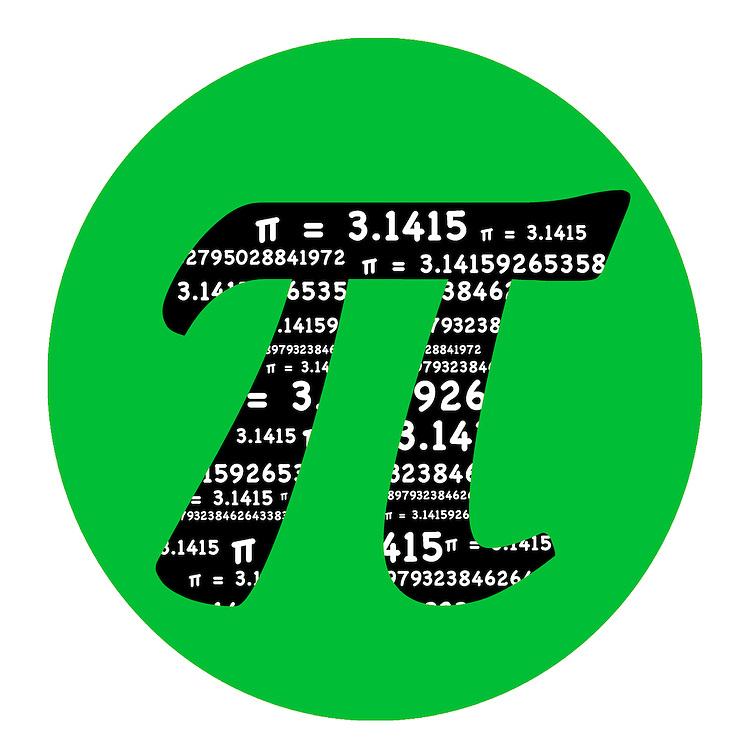 Pi Symbol With The Sum Formula