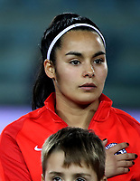 International Women's Friendly Matchs 2019 / <br /> Italy vs Chile 2-1 ( Carlo Castellani Stadium - Empoli,Italy ) - <br /> Su Helen Galaz of Chile