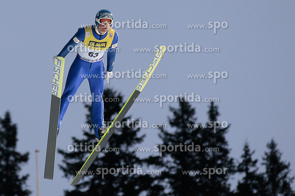 25.11.2012, Lysgards Schanze, Lillehammer, NOR, FIS Nordische Kombination Weltcup, Ski Sprung, im Bild Gruber Bernhard (AUT) during Ski Jumping of FIS Nordic Combined Worldcup at the Lysgardsbakkene Ski Jumping Arena, Lillehammer, Norway on 2012/11/25. EXPA Pictures © 2012, PhotoCredit: EXPA/ Federico Modica
