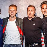 NLD/Amsterdam/20160506 - Première Armin Only Embrace, Armin van Buuren en managers