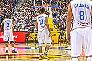 DESCRIZIONE : Berlino Berlin Eurobasket 2015 Group B Turkey Italy <br /> GIOCATORE : Marco Belinelli Luigi Datome Danilo Gallinari<br /> CATEGORIA : Composizione<br /> SQUADRA : Italy<br /> EVENTO : Eurobasket 2015 Group B <br /> GARA : Turkey Italy<br /> DATA : 05/09/2015 <br /> SPORT : Pallacanestro <br /> AUTORE : Agenzia Ciamillo-Castoria/Mancini Ivan<br /> Galleria : Eurobasket 2015 <br /> Fotonotizia : Berlino Berlin Eurobasket 2015 Group B Turkey Italy