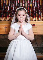 St Catherine May 7, 2016 First Communion