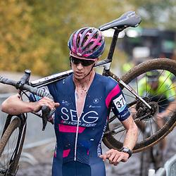 13-10-2019: Cycling: Superprestige Cyclocross: Gieten<br />Thymen Arensman
