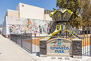 Edwards Park at Azusa Ave