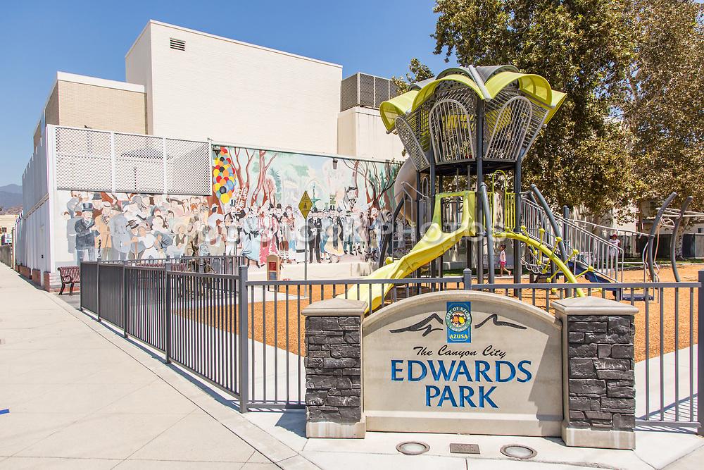 Edwards Park at Azusa Ave