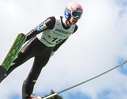 27.09.2015, Energie AG Skisprung Arena, Hinzenbach, AUT, FIS Ski Sprung, Sommer Grand Prix, Hinzenbach, im Bild Andreas Kofler (AUT) // during FIS Ski Jumping Summer Grand Prix at the Energie AG Skisprung Arena, Hinzenbach, Austria on 2015/09/27. EXPA Pictures © 2015, PhotoCredit: EXPA/ Reinhard Eisenbauer