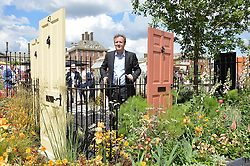 PIERS MORGAN at the 2016 RHS Chelsea Flower Show, Royal Hospital Chelsea, London on 23rd May 2016