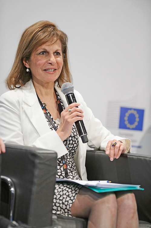 03 June 2015 - Belgium - Brussels - European Development Days - EDD - Gender - Ending gender inequality by 2030! - Shada Islam , Director of Policy , Friends of Europe © European Union