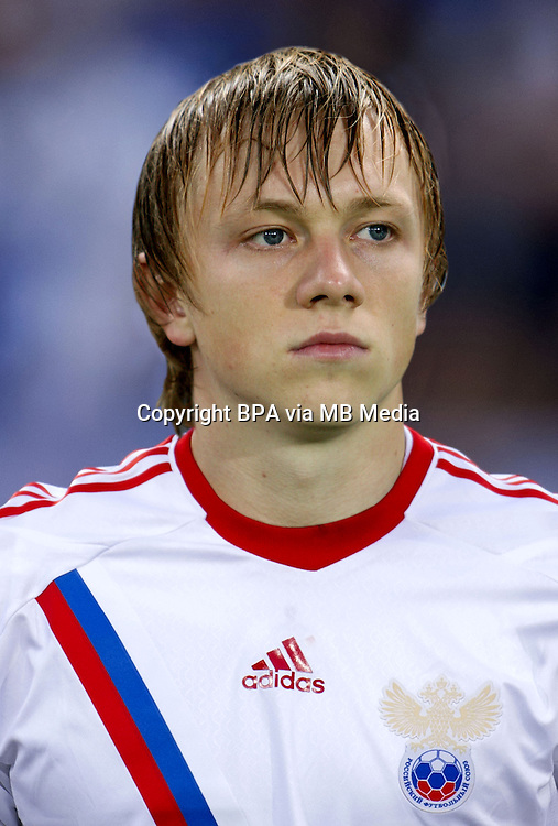 Football Fifa Brazil 2014 World Cup / <br /> Russia National Team - <br /> Renat Yanbayev of Russia