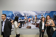 "55th Art Biennale in Venice - The Encyclopedic Palace (Il Palazzo Enciclopedico).<br /> Giardini. Venice Pavilion.<br /> AES+F (Russia). ""Allegoria Sacra, Panorama #2""."