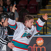 020816 Seattle Thunderbirds at Kelowna Rockets