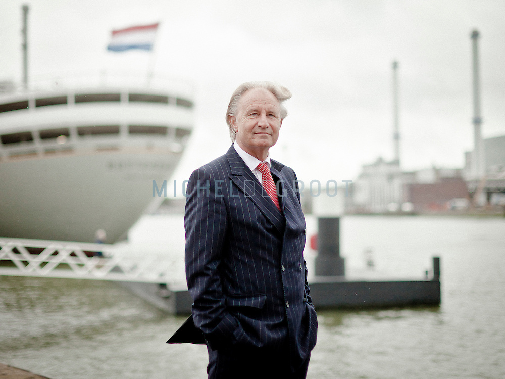 Rob Spierings, Strategic Business Development at DRYPORT Emmen-Coevorden
