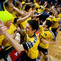 20090516: Handball - MIK 1st League, RD Slovan vs RK Gorenje Velenje