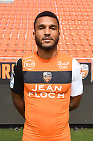 Sylvain Marveaux during photoshooting of FC Lorient for new season 2017/2018 on September 12, 2017 in Lorient, France. (Photo by Philippe Le Brech/Icon Sport)