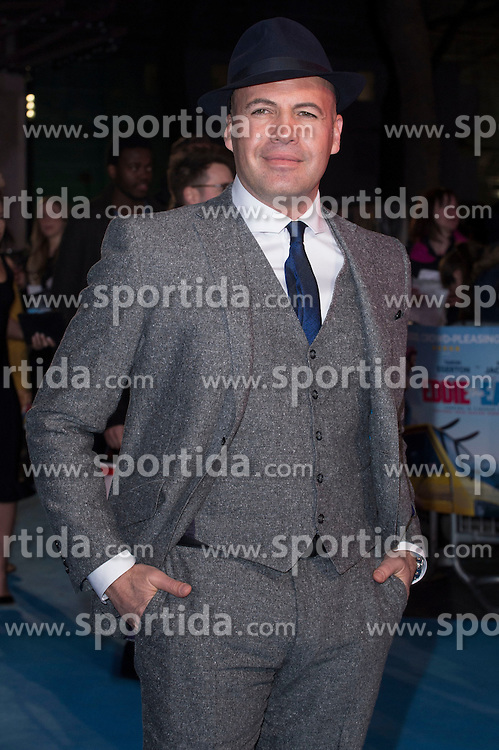 Billy Zane attends the European premiere for &quot;Eddie the Eagle at Odeon Leicester Square in London, 17.03.2016. EXPA Pictures &copy; 2016, PhotoCredit: EXPA/ Photoshot/ Euan Cherry<br /> <br /> *****ATTENTION - for AUT, SLO, CRO, SRB, BIH, MAZ, SUI only*****