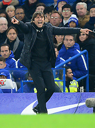 Chelsea manager Antonio Conte - Mandatory by-line: Alex James/JMP - 10/01/2018 - FOOTBALL - Stamford Bridge - London, England - Chelsea v Arsenal - Carabao Cup semi-final first leg