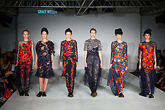 JUN 02 2014 Graduate Fashion Week - Bath Spa & Norwich University of Arts