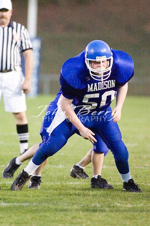 MCHS Freshman Football..Madison (27) vs Page (0)..September 27, 2005