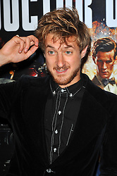 Arthur Darvill arrives for the 'Doctor Who: Asylum of the Daleks' TV Preview and Q&A held at the BFI Southbank London, Tuesday August 14, 2012. Photo by i-Images