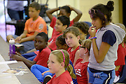 DeKalb County's Sagamore Hills Elementary School 5th Grade students are shown in candid photos during their 2013-2014 school year in Atlanta on October 17, 2013.(dtulis@gmail.com/David Tulis)